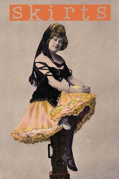 handmade skirts