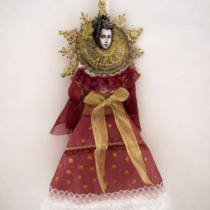 angel art doll ornament 17th century $12