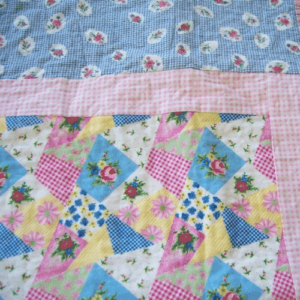 toddler girls flannel blanket quilt $40